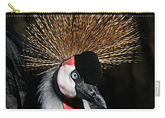 Fluffy Carry-all Pouch by Judy Whitton