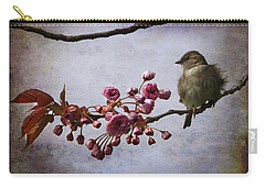 Fluffy Sparrow  Carry-all Pouch