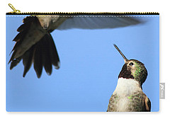 Fluttering Carry-all Pouch