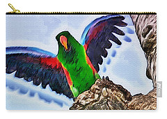 Fly And Shine Carry-all Pouch