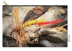 Fly Fishing 2 Carry-all Pouch
