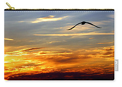 Fly Free Carry-all Pouch by Faith Williams