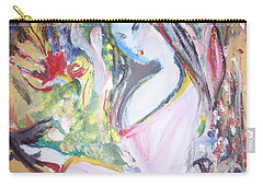 Fly Free Carry-all Pouch by Judith Desrosiers