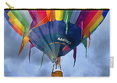 Flyin The Coop II Carry-all Pouch by Betsy Knapp