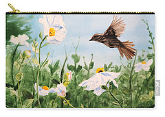 Flying Bird Carry-all Pouch
