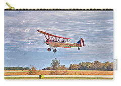 Flying Circus Barnstormers Carry-all Pouch by Gordon Elwell