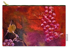 Flying Grapes Carry-all Pouch