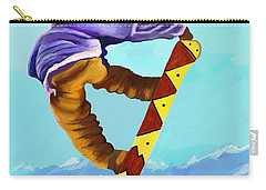 Flying High Carry-all Pouch by Jeanne Fischer