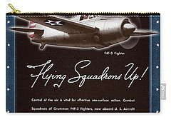 Grumman Flying Squadrons Up Carry-all Pouch