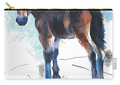 Foal Painting Carry-all Pouch