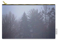 Fog And Mist Carry-all Pouch