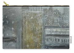 Fog Covered City Carry-all Pouch
