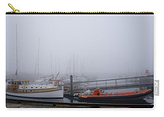 Fog In Marina IIi Carry-all Pouch