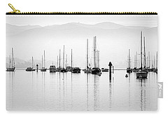 Fog Settles On Morro Bay Carry-all Pouch