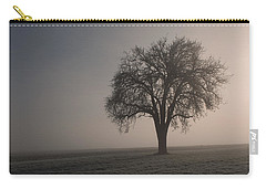 Foggy Morning Sunshine Carry-all Pouch