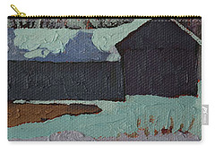 Foley Mountain Farm Carry-all Pouch by Phil Chadwick