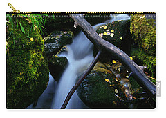 Carry-all Pouch featuring the photograph Follow Me by Jeremy Rhoades
