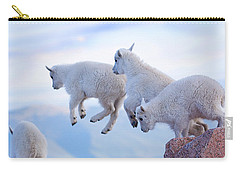 Follow The Leader Carry-all Pouch by Jim Garrison