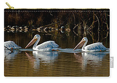 Follow The Leader Carry-all Pouch by Steven Reed
