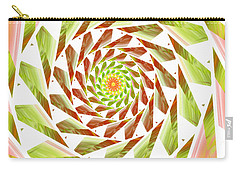 Abstract Swirls  Carry-all Pouch