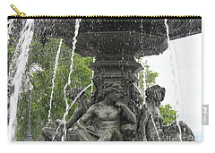 Fontaine De Tourny Carry-all Pouch