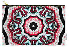 Food Mixer Mandala Carry-all Pouch