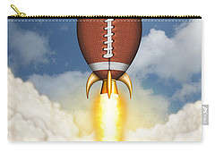 Football Spaceship Carry-all Pouch