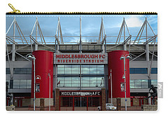 Football Stadium - Middlesbrough Carry-all Pouch