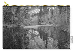 Footsteps Of Ansel Adams Carry-all Pouch