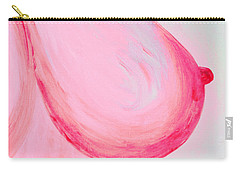 For Breast Cancer Awareness Carry-all Pouch