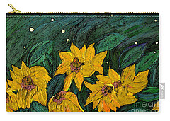 For Vincent By Jrr Carry-all Pouch by First Star Art