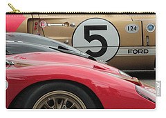 Ford Gt 40's Carry-all Pouch