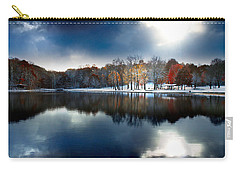 Foreboding Beauty Carry-all Pouch by Rob Blair