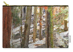 Forest For The Trees Carry-all Pouch