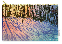 Forest Silhouettes Carry-all Pouch