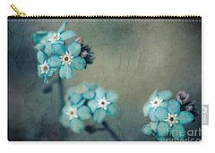 Forget Me Not 01 - S22dt06 Carry-all Pouch