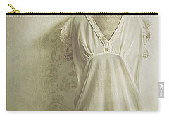 Carry-all Pouch featuring the photograph Forgotten Beauty by Amy Weiss