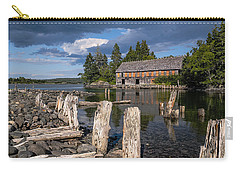 Forgotten Downeast Smokehouse Carry-all Pouch