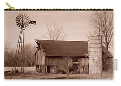 Forgotten Farm Carry-all Pouch by Judy Whitton