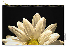 Carry-all Pouch featuring the photograph Formal Affair by Angela Davies