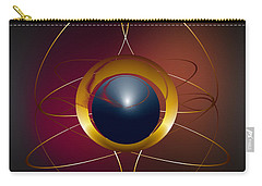 Forms Of Light Carry-all Pouch by Leo Symon