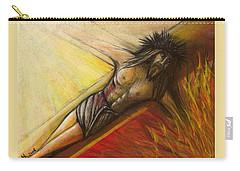 Psalm 22 Forsaken Carry-all Pouch