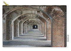 Fort Jefferson Arches Carry-all Pouch