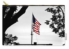 Fort Mchenry Flag Color Splash Carry-all Pouch