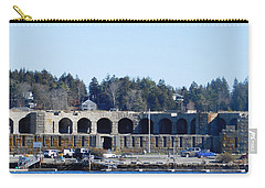 Fort Popham In Maine Carry-all Pouch
