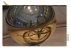 Carry-all Pouch featuring the photograph Foucalt's Pendulum by Robert Meanor