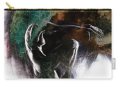 Fount II. Textured. A Carry-all Pouch