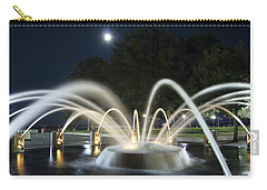 Fountain Charleston Waterfront Park Carry-all Pouch