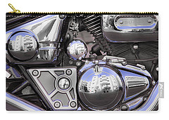 Four-stroke Carry-all Pouch by Edgar Laureano