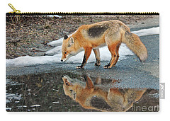 Fox Reflection Carry-all Pouch
